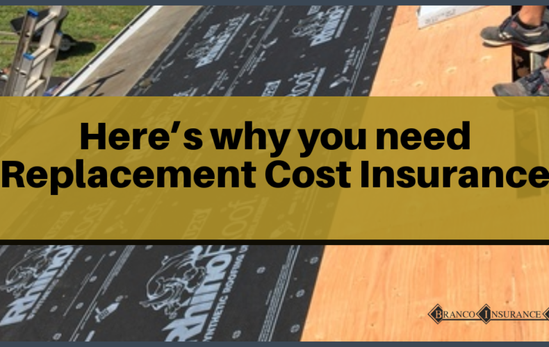 Why You Need Replacement Cost Insurance