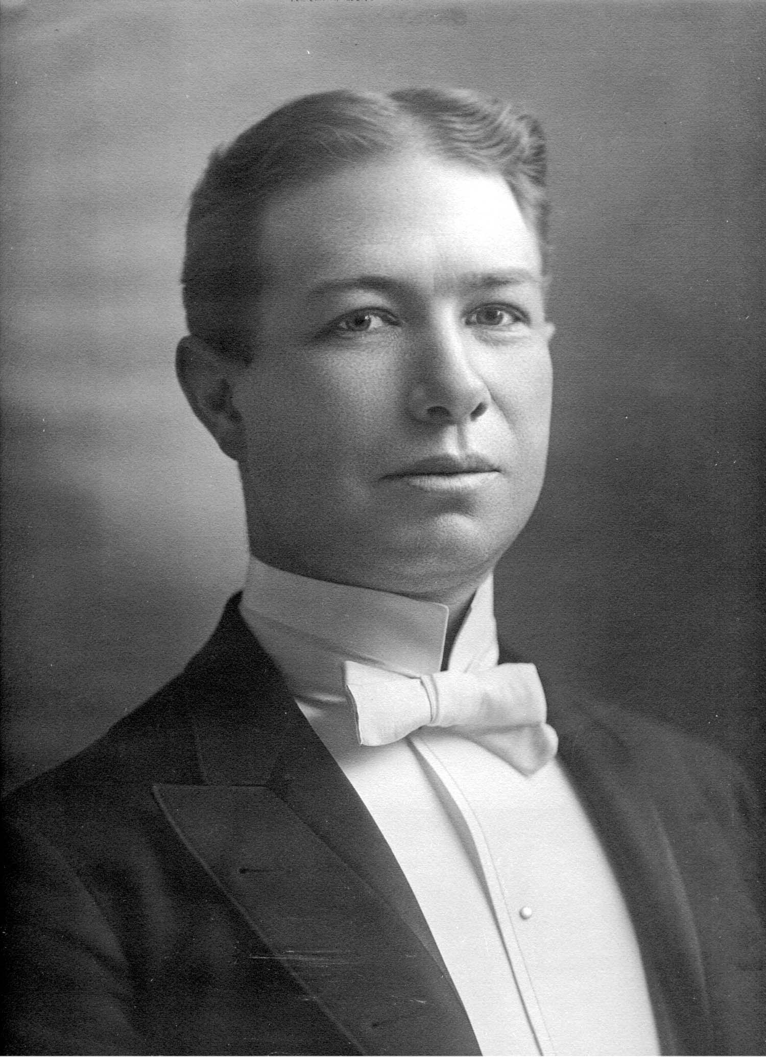 George V. Blackstone, Blackstone Manufacturing Company, Founder and President of the Manufacturers Association from 1901-1902.