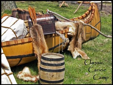 Classic Canoe Camp
