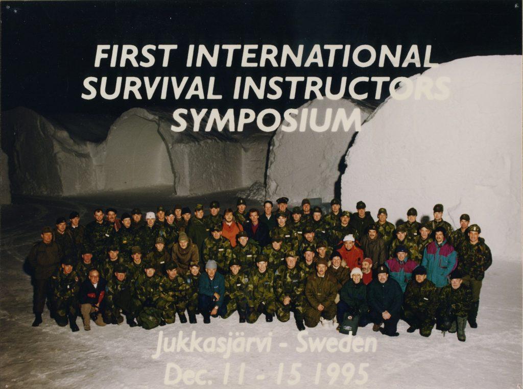 1995 Symposium Participants