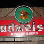 Budweiser-sign