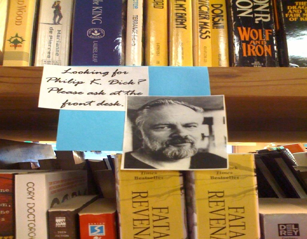 Looking for Philip K. Dick
