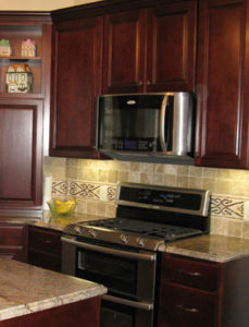 Residential cabinets designs