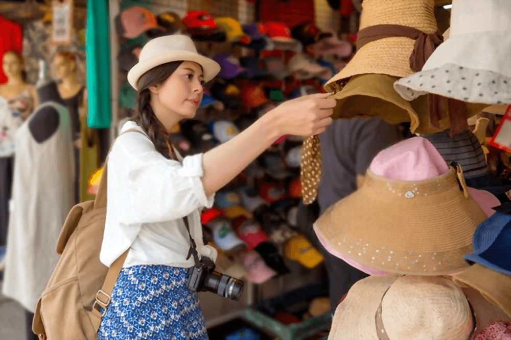 shopping tour packages