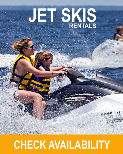 Jet Ski Rentals Destin Florida