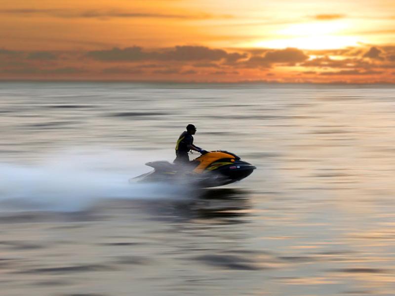 Jet Skiing in Destin Florida