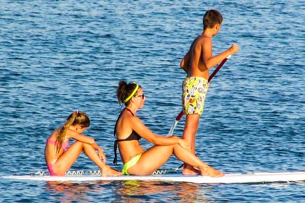 PaddleBoarding Destin Florida