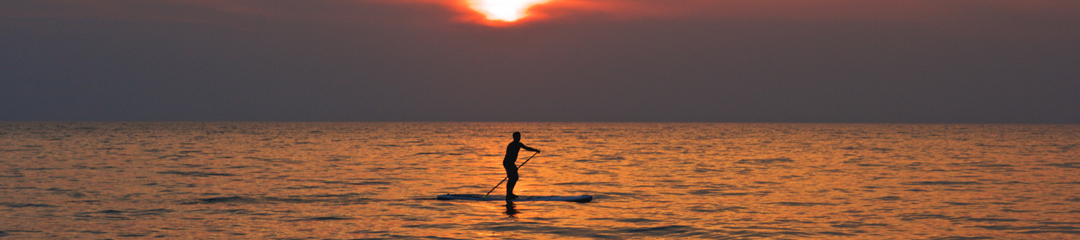 Paddle Boarding in Destin Florida