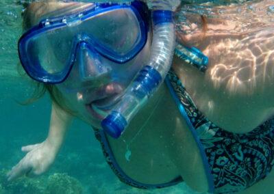 Snorkeling in Destin Florida