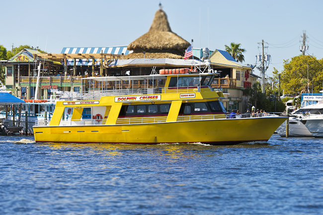Olin Marler Dolphin Cruise Destin Florida