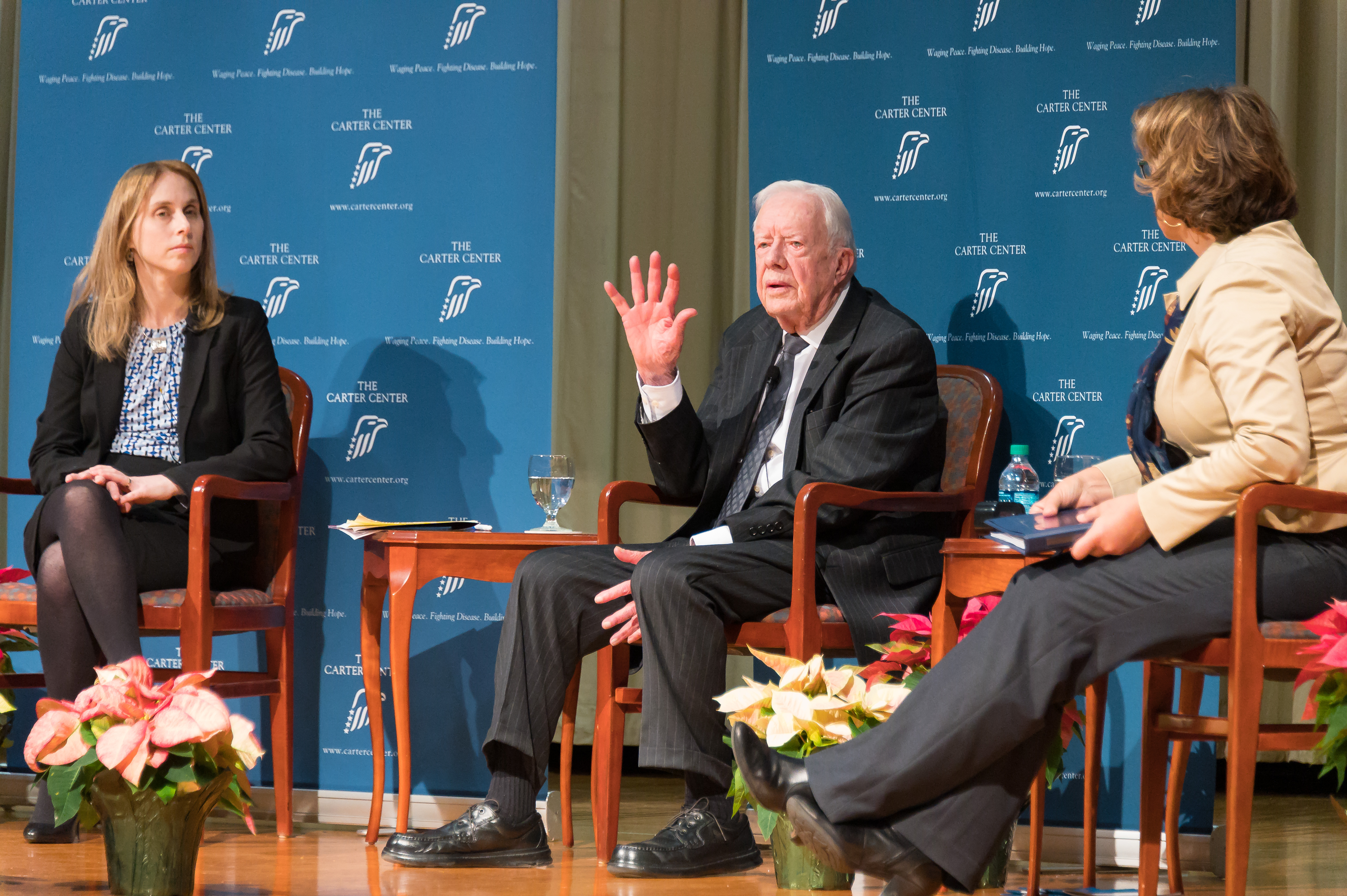 Faith and Human Rights with Jimmy Carter