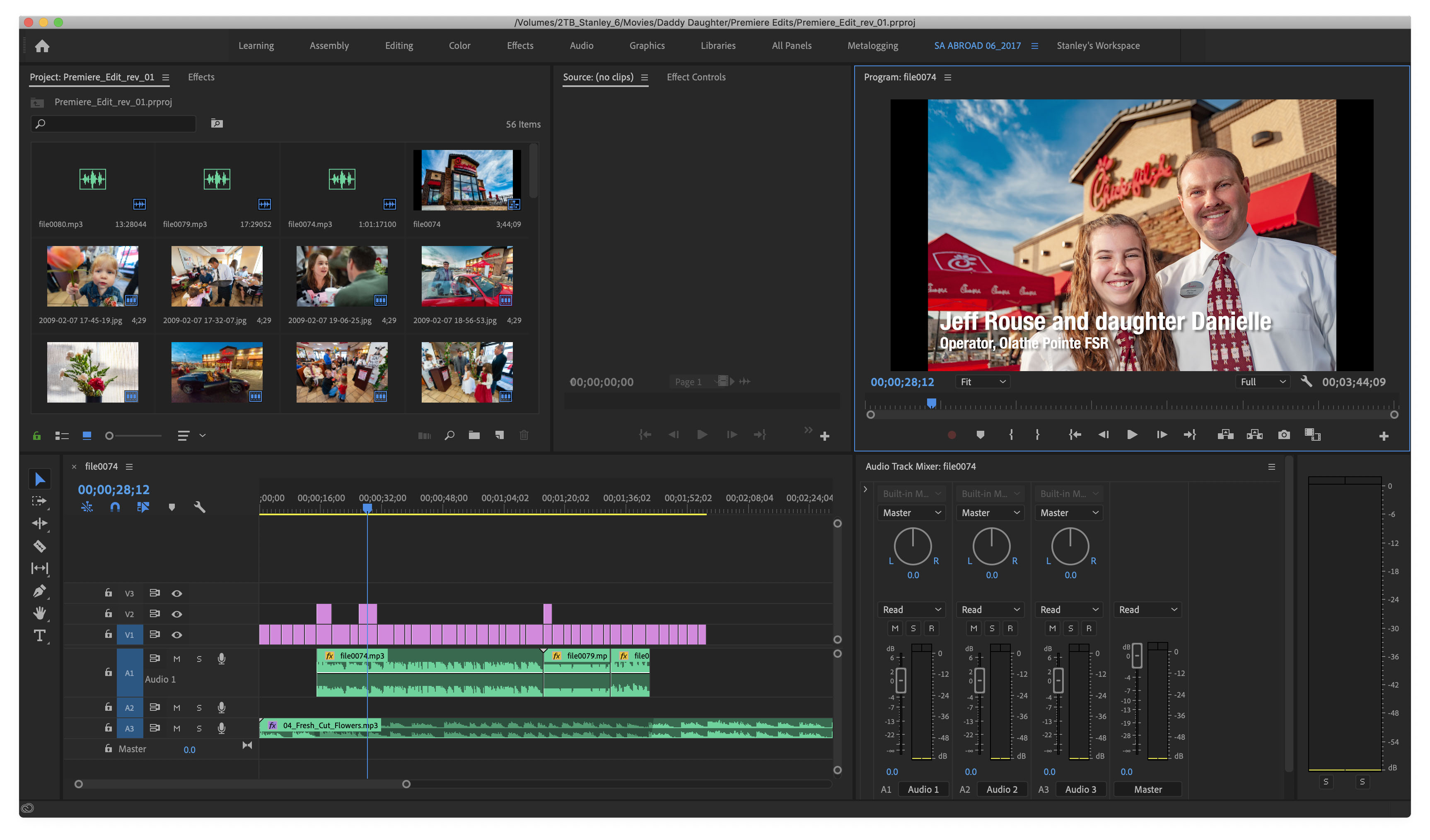 Multimedia Guide using Adobe Premiere Pro