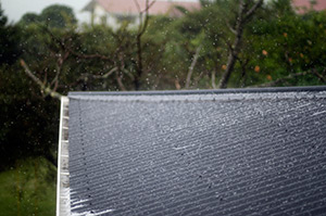 hail-on-roof
