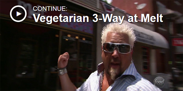 Diners, Drive-Ins, Dives Video
