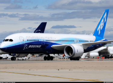 BOEING 787 Dreamliner Skills Training Center