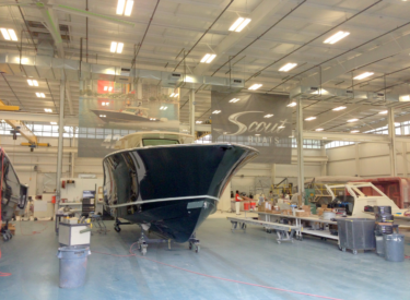 Scout Boats Plant C