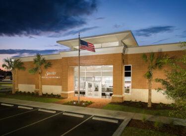 Sumter Utilities Building