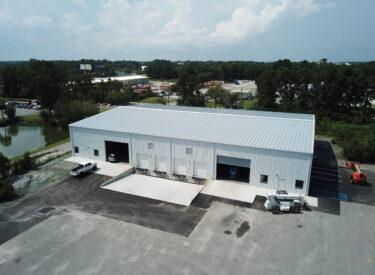 Lear Avenue Warehouse