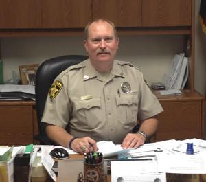 Sheriff Randy Geries