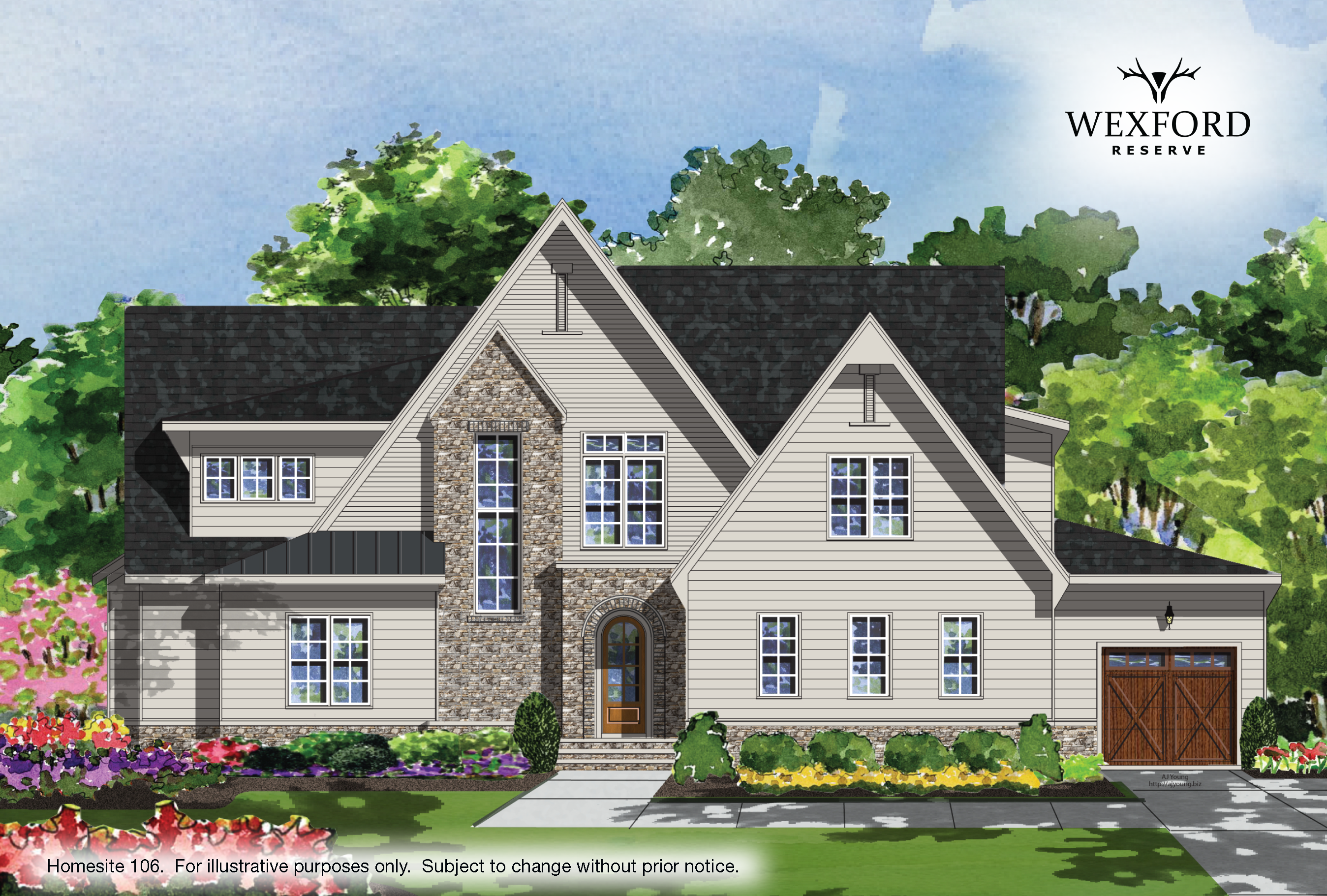 Wexford Reserve   2632 Trifle Lane Wake Forest, NC
