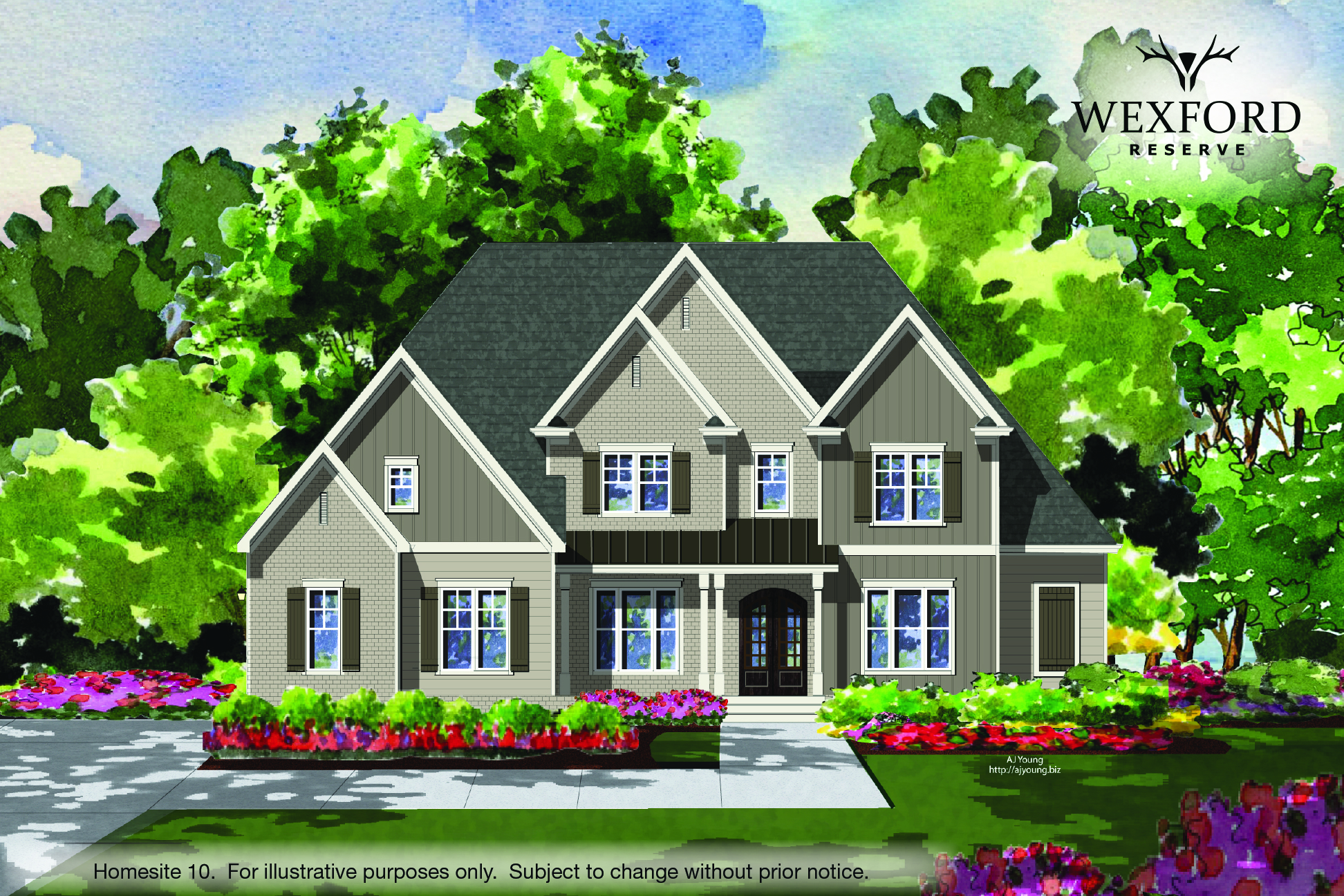 Wexford Reserve | 2716 Trifle Lane Wake Forest, NC
