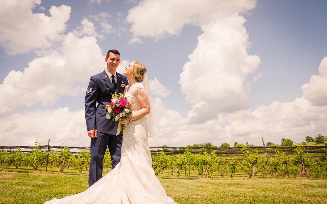 Allison + Ben: Kentucky Proud