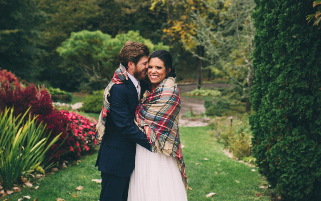 Austin + Micaha: Kentucky Fall Romance