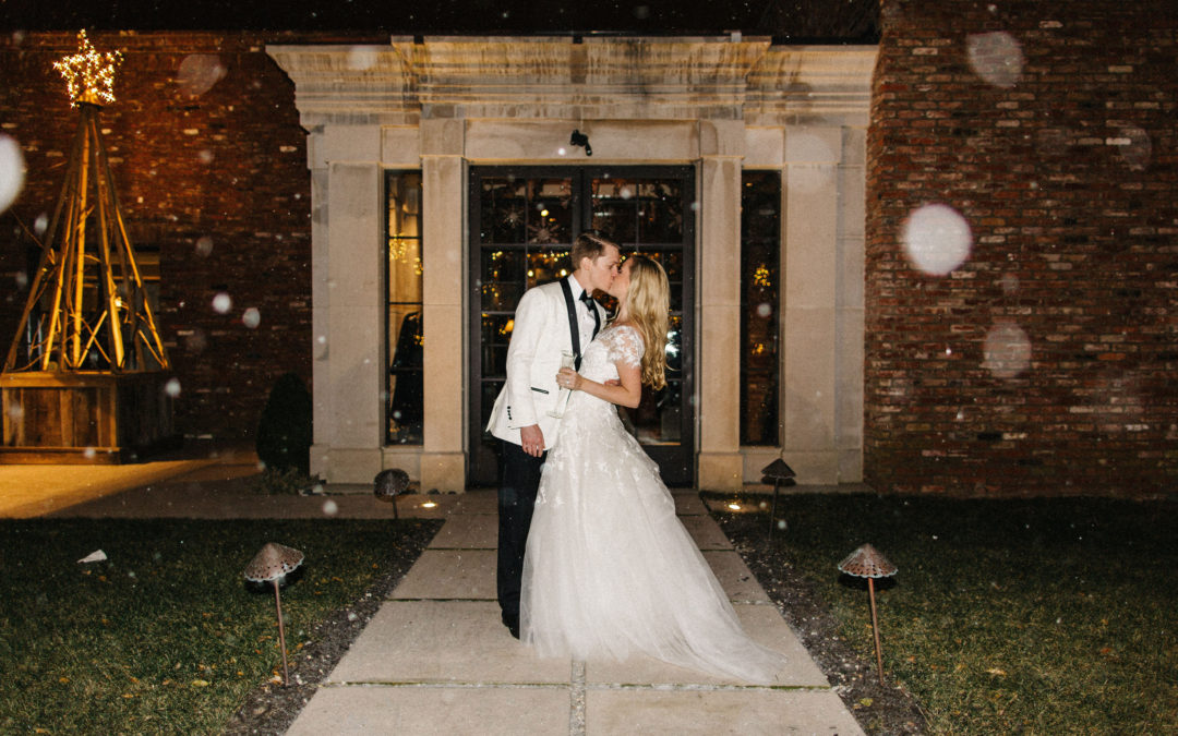 Richard + Anna Gayle: Winter Romance