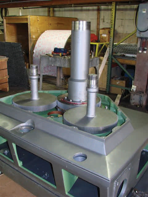 Rebuilt Capping Machine