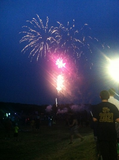 Andover MA Fireworks