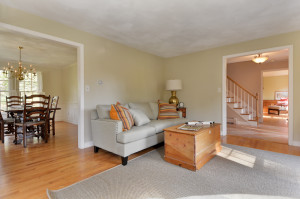 Living Room 1276 Salem St North Andover MA