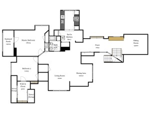 Floor Plan - 156 Chestnut St Andover, MA