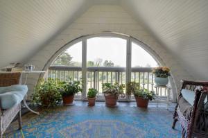 Private Balcony - 156 Chestnut St Andover, MA