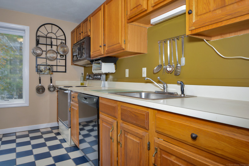 Kitchen - Haverhill Townhouse for sale