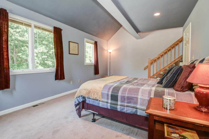 Master Bedroom Haverhill Condo for Sale