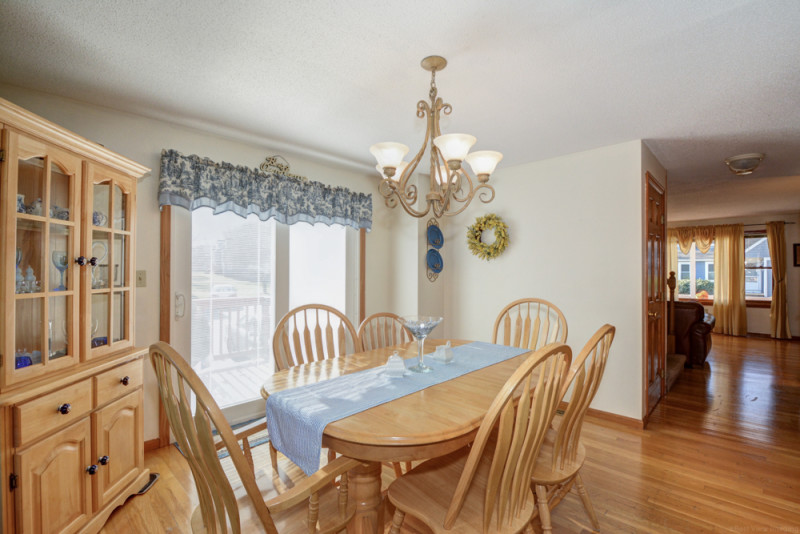 Dining Room - Merrimack Meadows Townhouse