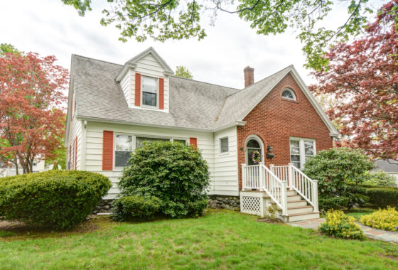 Home for Sale in Library area of North Andover