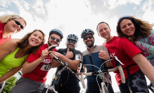 Cycle for Shelter 2017 Prime Property Team