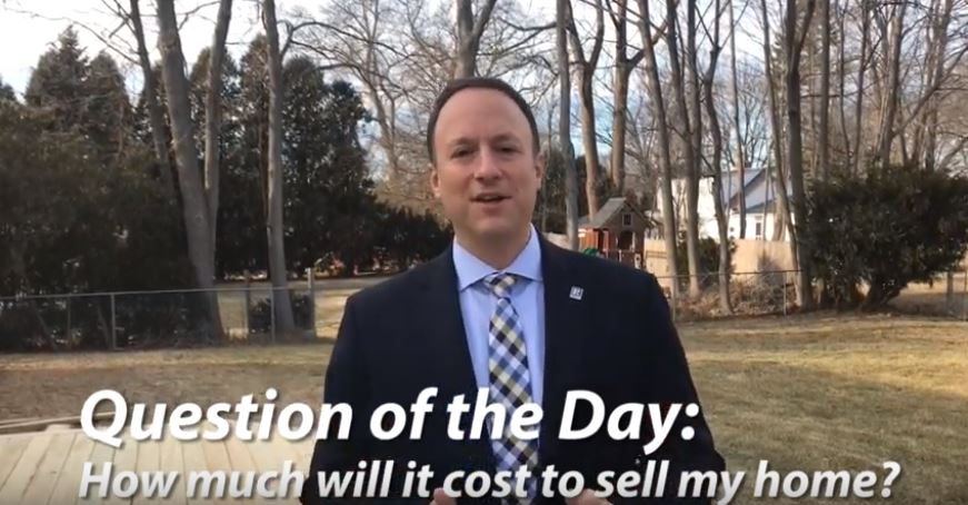 How much will it cost to sell my home?