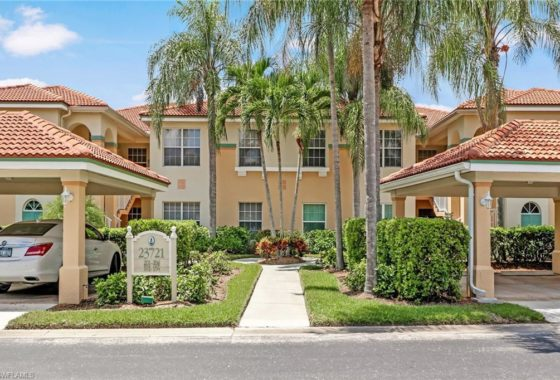 23721 Old Port RD #203 Estero, FL