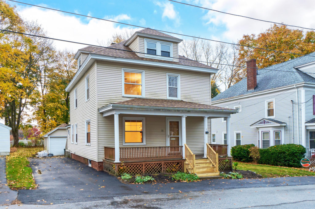 21 Macon Ave Haverhill, MA