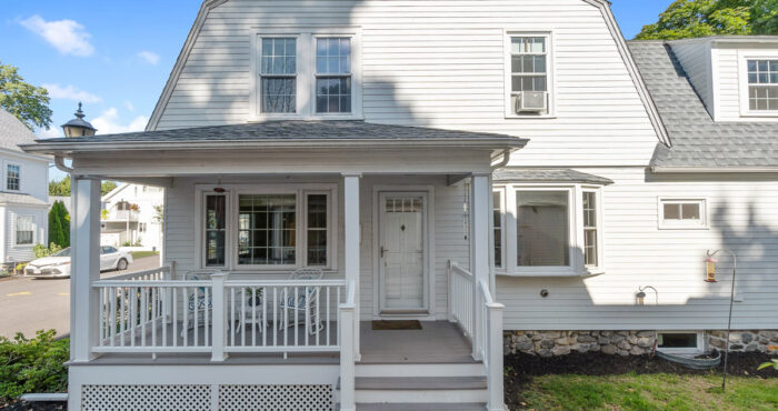 In Town Andover Condo Just Listed!