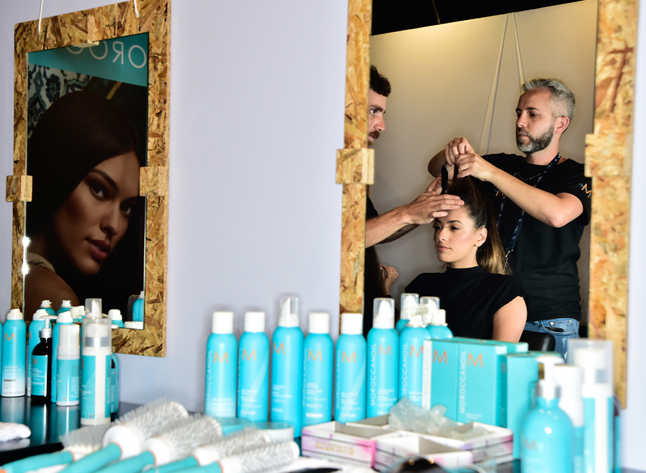 Moroccanoil at the Eurovision Song Contest 2019