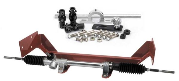 C3 Manual Rack and Pinion