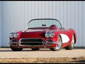Custom Image Corvettes C1 Corvette
