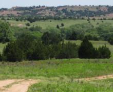 Gypsum Hills, KS