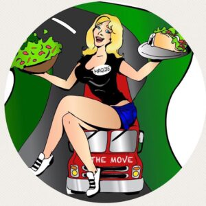 Maggie on the Move logo