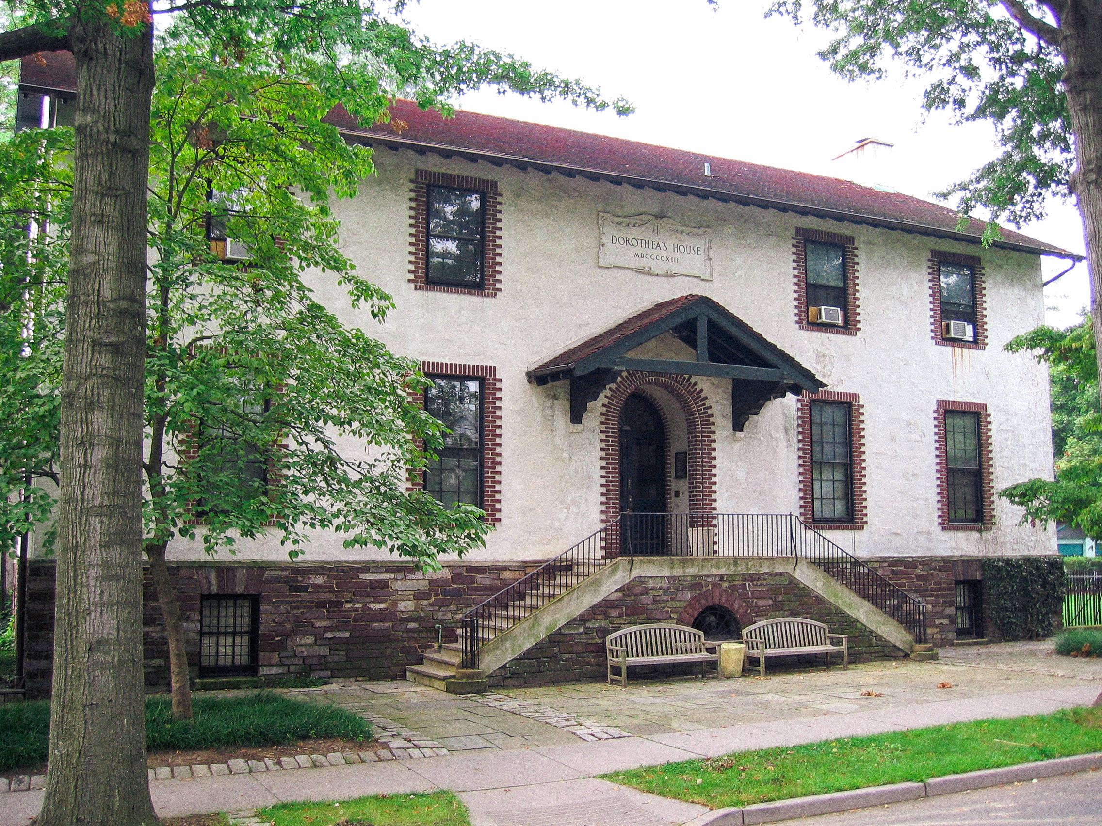 Dorothea's House Exterior
