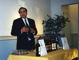 Tony Prospero of Prospero Winery