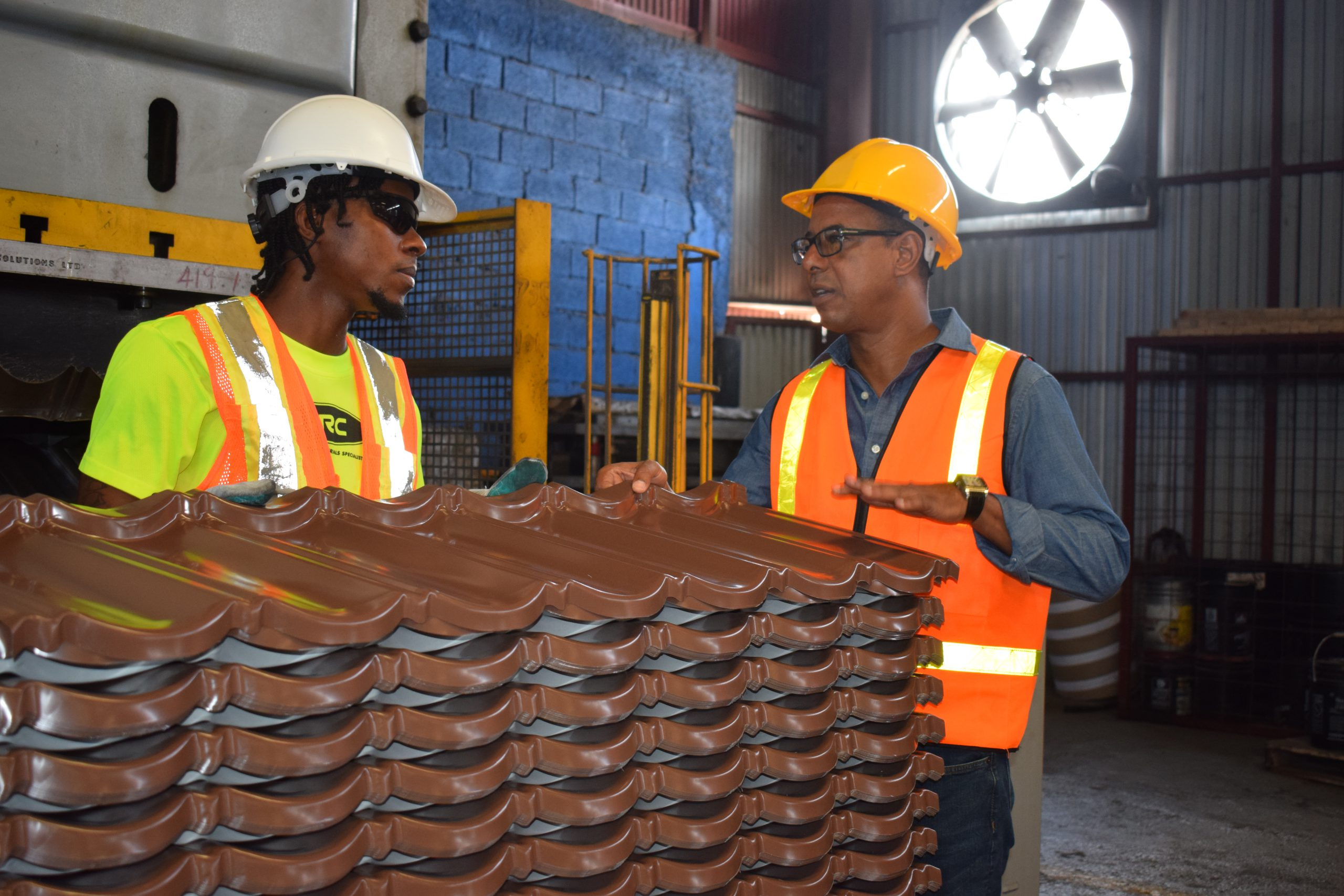 ARC Manufacturing Expands Roofing Operation